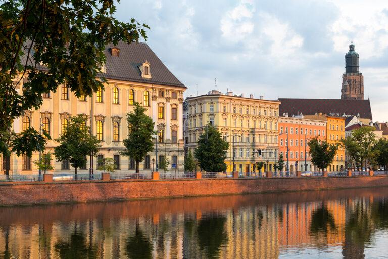 Квартиры для международных студентов в Вроцлаве